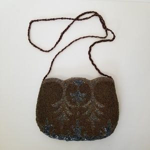 La Regale Handmade Beaded Evening Bag